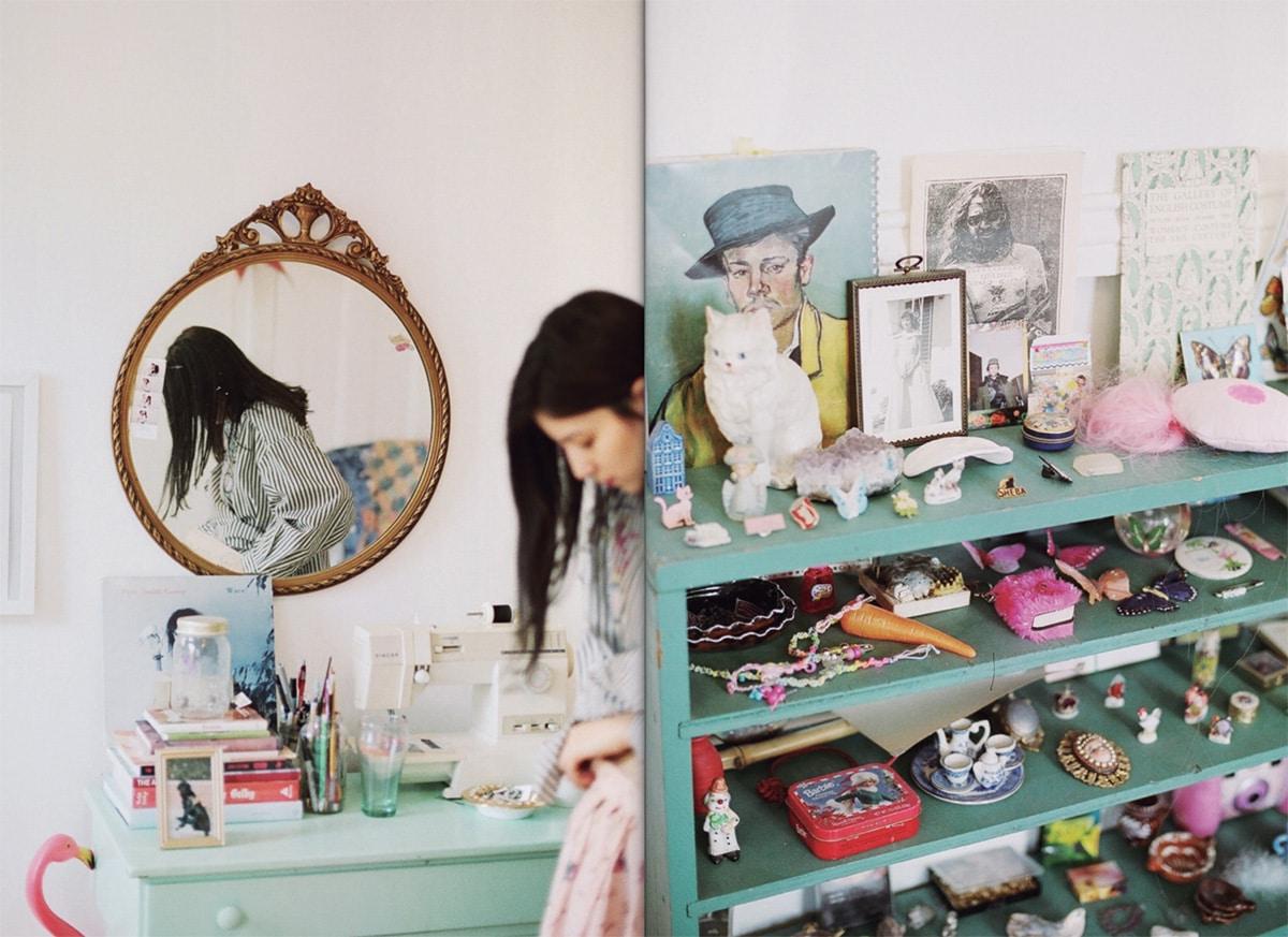 Impersonanting myself. Entrevista con Kate Falcone y fotografías de Camila Falquez