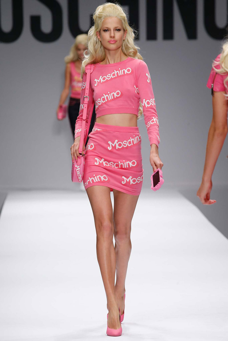 Moschino Spring Summer 2015 | VEIN