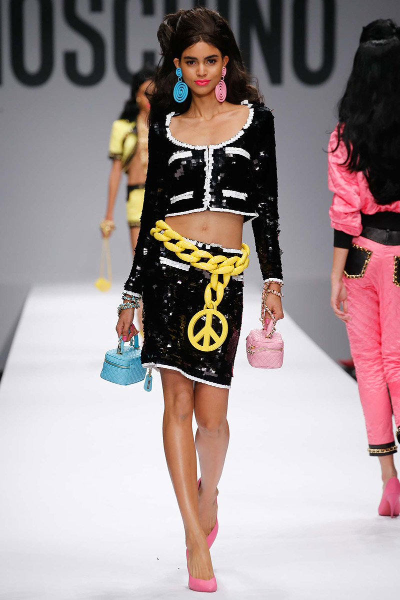 Moschino Spring Summer 2015 | VEIN