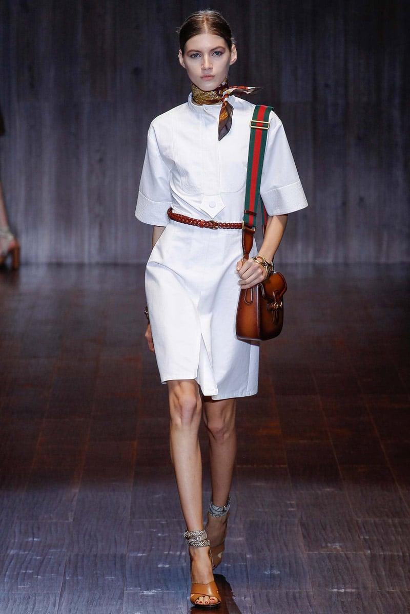 Gucci Spring Summer 2015 | VEIN