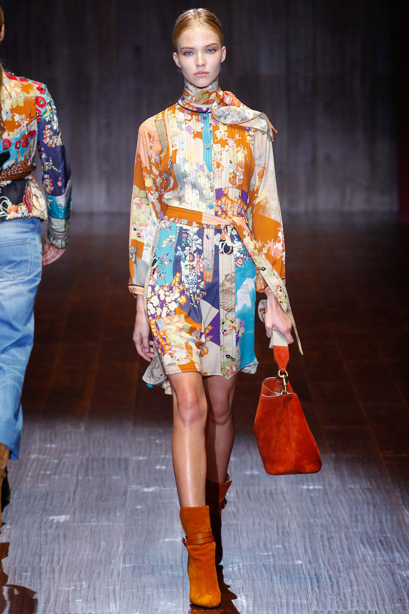 Gucci Spring Summer 2015 | VEIN