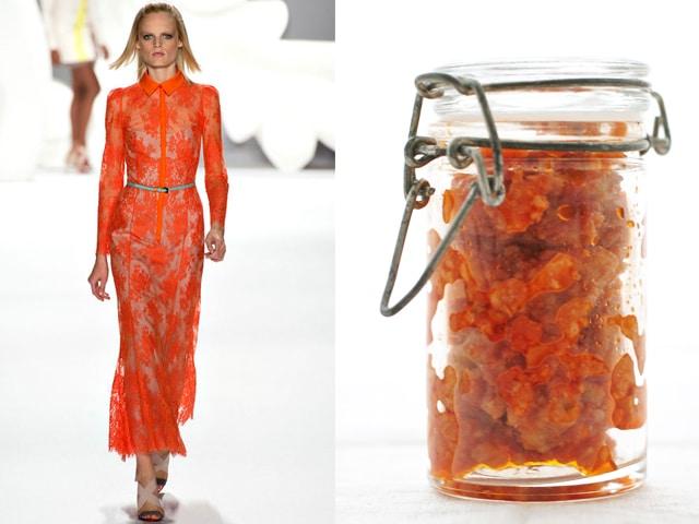 Carolina Herrera-Seitan Bolognese sauce
