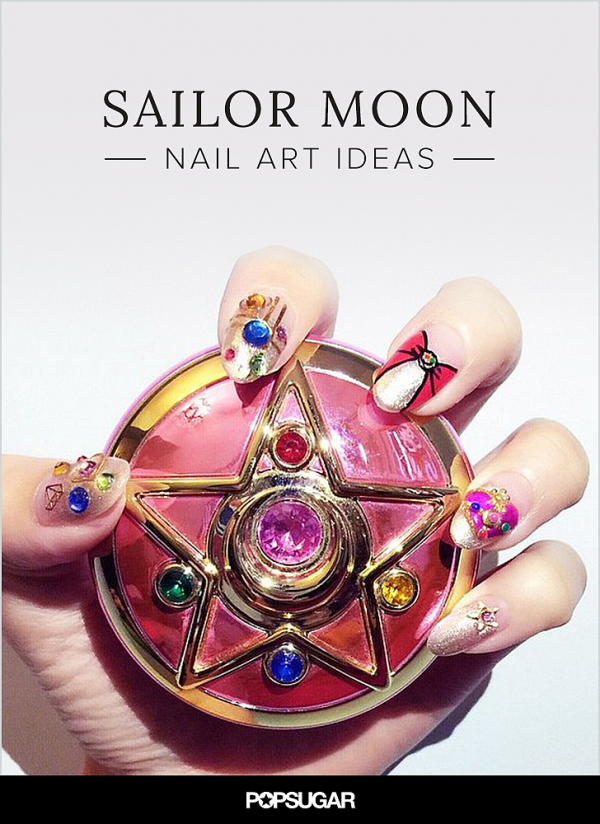 Sailor-Moon-Nail-Art-Ideas