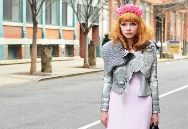 Tevi Gavinson: icono de moda y feminista activa