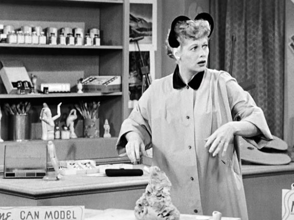 Maternity clothing archive - Lucille-Ball-hollywood-pregnancy