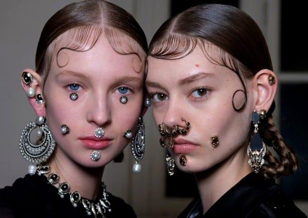 Pat McGrath para Givenchy - AW 2016