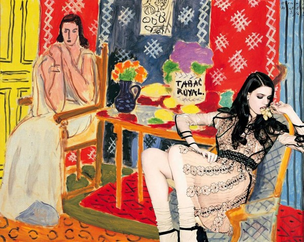 """""""These Grapes Are Delicious"""" painting by Henri Matisse"""