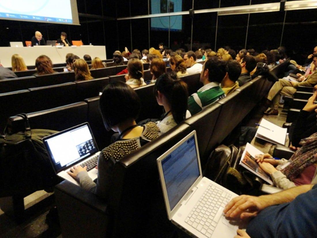 Auditorio MUSAC, Fotografía del blog del Museu Picasso Bcn