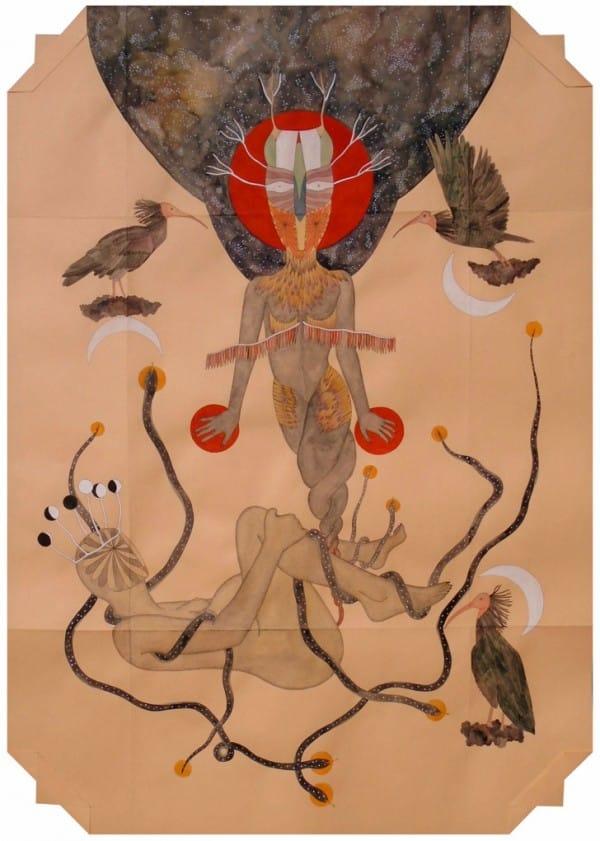 'Lilit Births The Djinn', Rithika Merchant