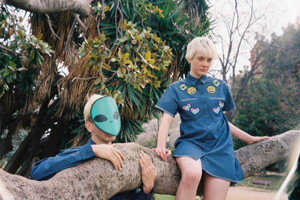 UFO Party, una colección de Amaia Arrazola y Krizia Robustella - VEIN Magazine