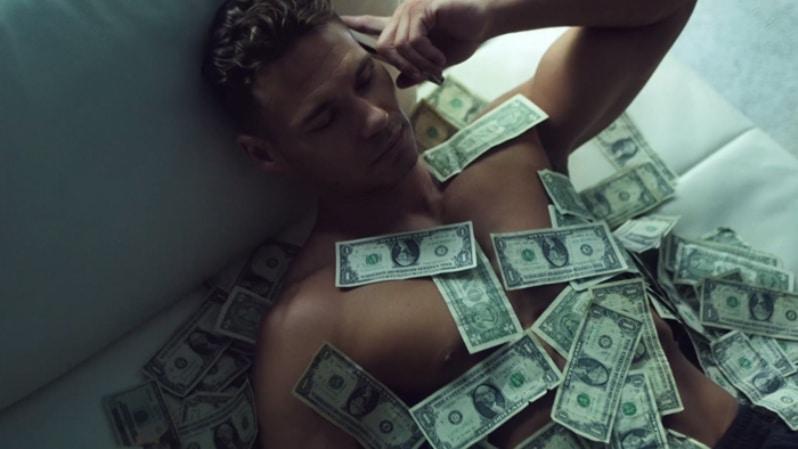Fotograma del vídeo 'Hollywood Men' para Nowness