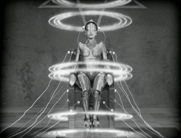 Metropoñis - 1927