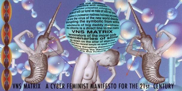 VNS Matrix - 1991