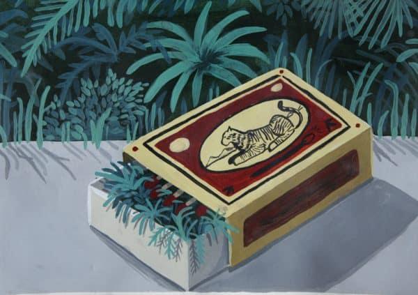 cerillas-leon