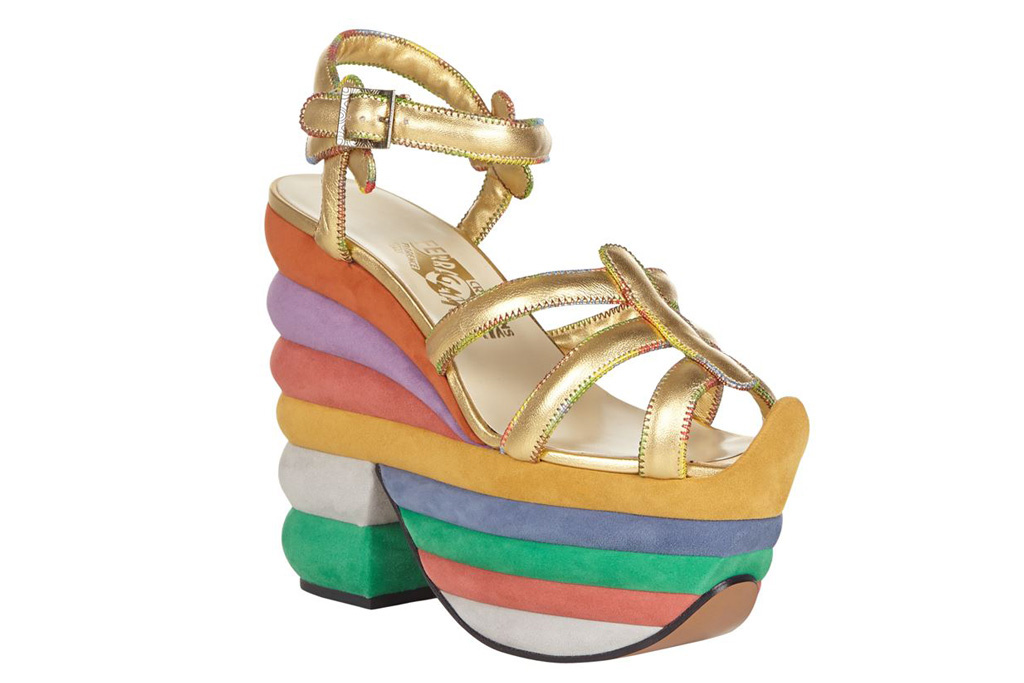 salvatore-ferragamo-rainbow-platforms