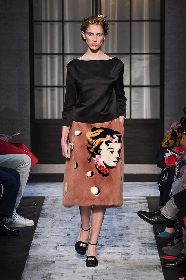 Pixelformula Schiaparelli Haute Couture winter 2015 2016 Paris