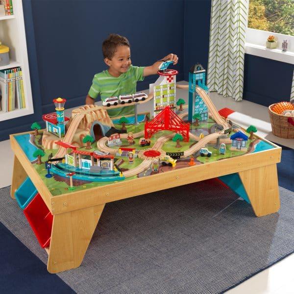 juego infantil tren kidkraft