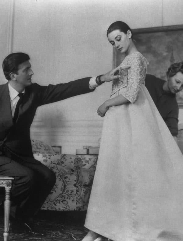 Audrey Hepburn Humbert de Givenchy