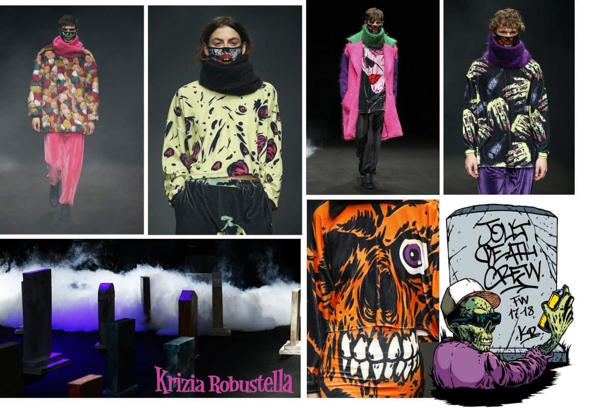 Collage Krizia