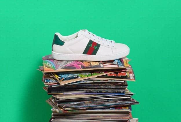 8a57ca70 Ya se pueden personalizar las Gucci Ace sneakers en Mytheresa – VEIN  Magazine