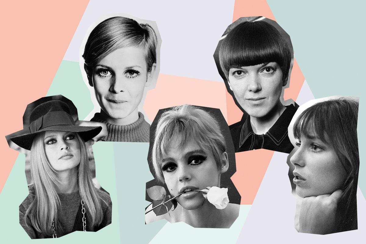 10 Iconos De Estilo De Los Años 60