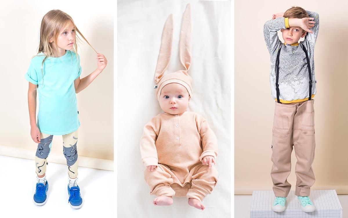 moda infantil juego