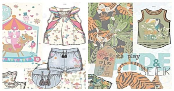6cdb755a7 Tendencias de moda infantil para el verano 2019 – VEIN Magazine