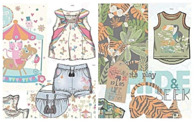 Tendencias De Moda Infantil Para El Verano 2019 Vein Magazine