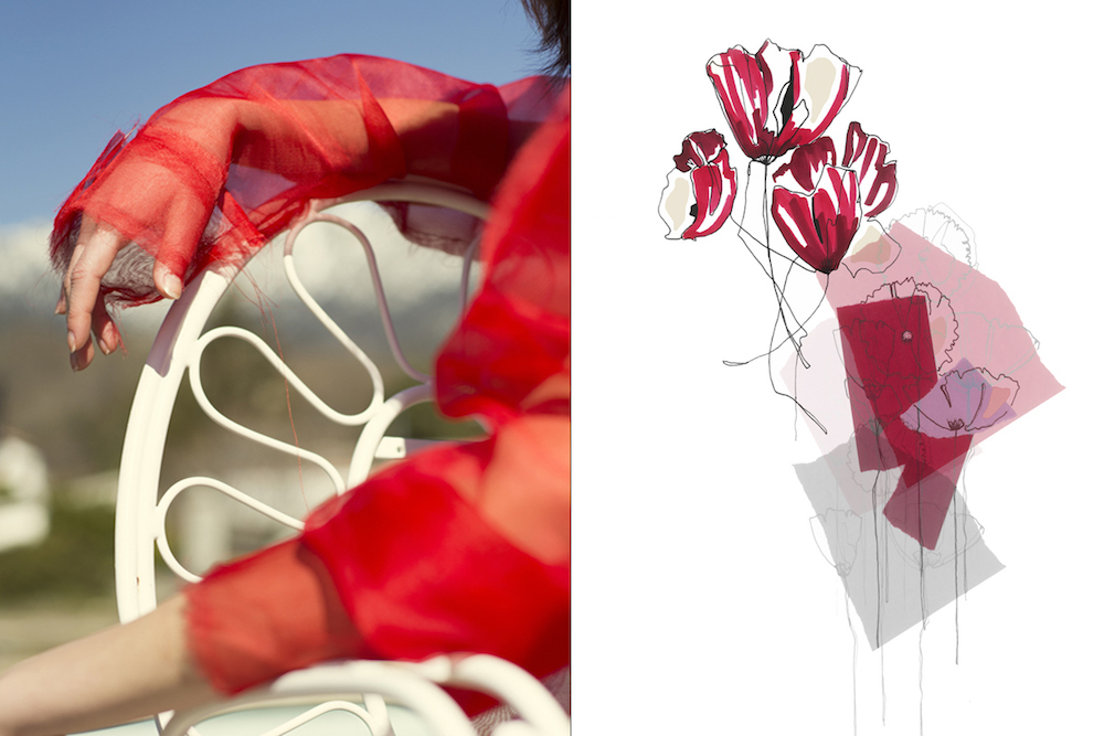 719cba88c6d4 Marta Niñerola es una valenciana de nacimiento afincada en Madrid que acaba  de graduarse en Diseño de Moda por el IED. Este mismo año