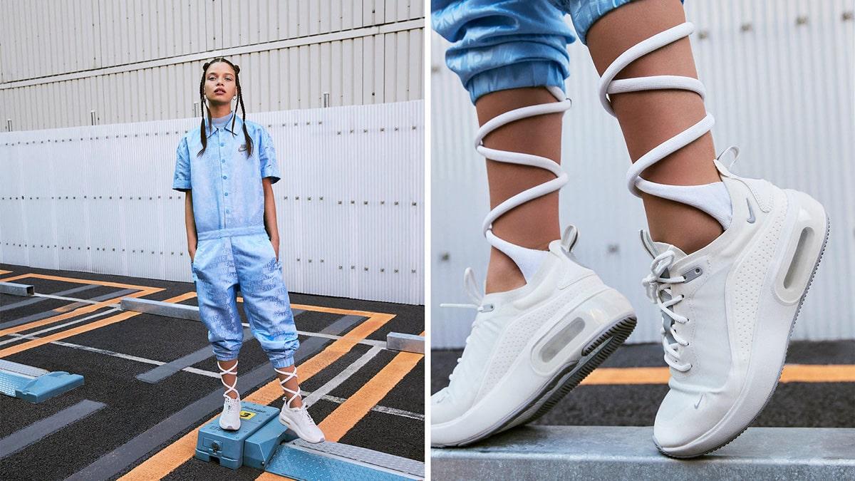 Extremistas Barriga tuberculosis  Nike Air Max DIA, diseñada por y para mujeres. – VEIN Magazine